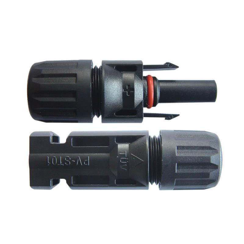 Connecteur photovoltaïque DC MC4 4 à 6mm