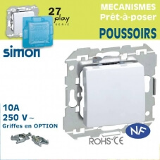 Bouton Poussoirs Simon 27 Play