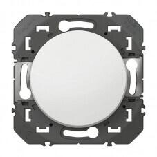 Interrupteur ou va-et-vient Dooxie 10AX 250V finition blanc