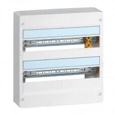 Coffret DRIVIA 18 modules 2 rangées