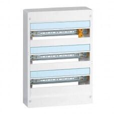 Coffret Legrand DRIVIA 18 modules 3 rangées