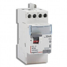 Interrupteur Différentiel LEGRAND Type A 30mA