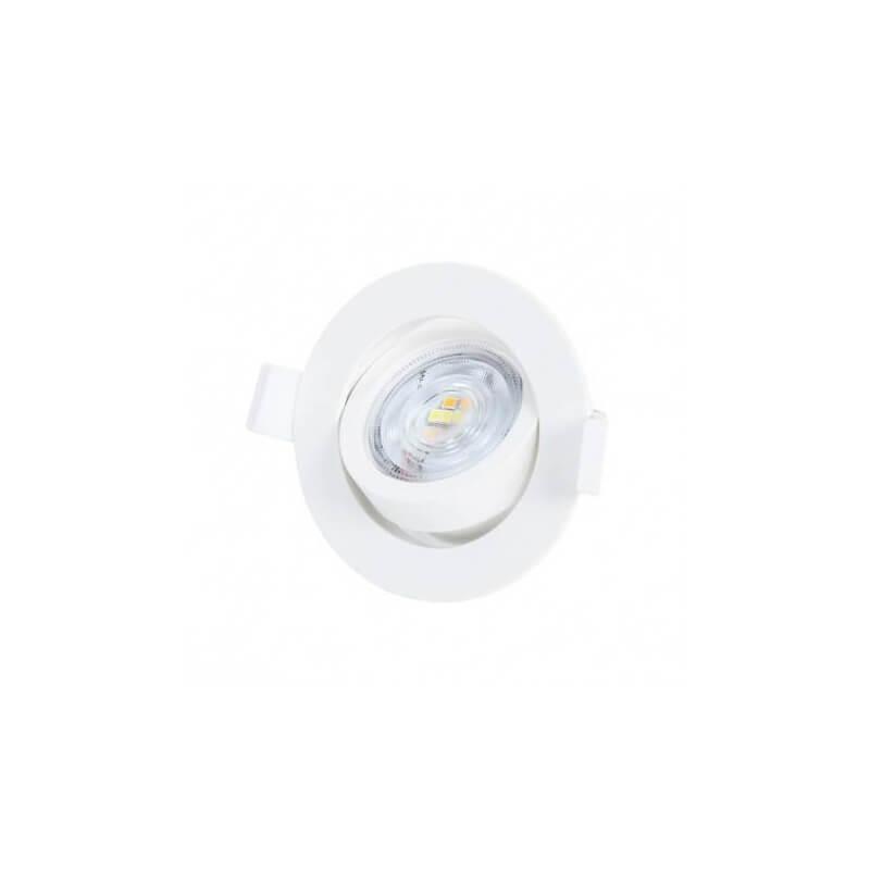 Spot LED Orientable CCT 230V 5W 3000°K/4000°K/6000°K
