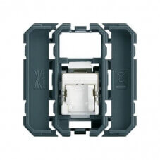Prise RJ45 Hager Gallery cat.6 FTP