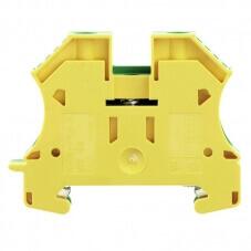 Bloc de jonction de terre à vis 16mm² X50