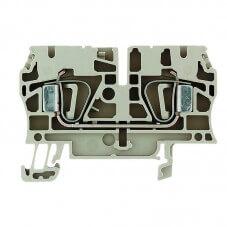 Bloc de jonction automatique 4mm² X100