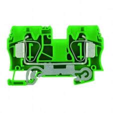Bloc de jonction de terre automatique 10mm² X50