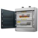 Coffret photovoltaïque AC/DC 9KW double tracker