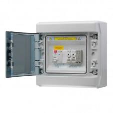 Coffret Photovoltaïque AC 6KW