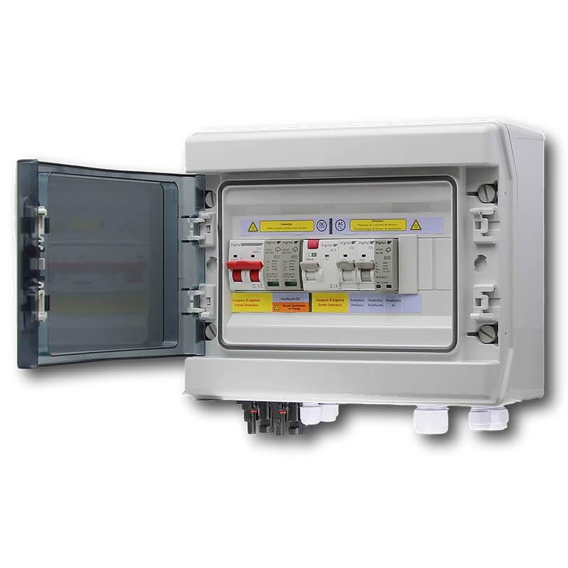 Coffret photovoltaïque 6KW