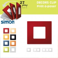Décor Clip Couleur Simon 27 Play