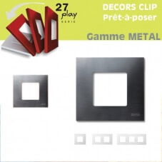 Décor clip METAL Simon 27 Play