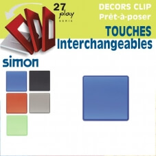 Touches Couleur Simon 27 Play